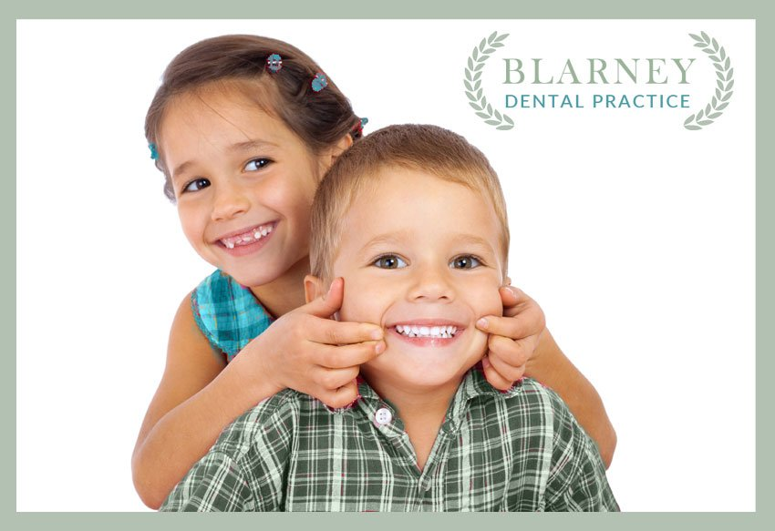 child friendly dental care blarney