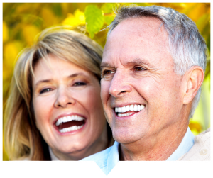 dentures older couple dental clinic blarney